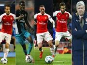 Bóng đá - Arsenal: Giải pháp đối phó trước bão chấn thương