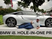Thể thao - Đánh 1 gậy trúng lỗ, tay golf nhận ngay siêu xe