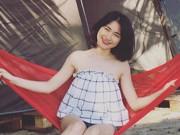 Phim - Facebook sao hot 30/10: Bạn gái Công Phượng khoe dáng đẹp