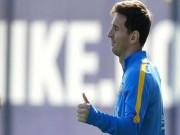 Bóng đá - Messi đi học tiếng Anh chuẩn bị sang Premier League
