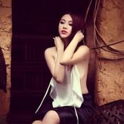 Hot girl Linh Miu