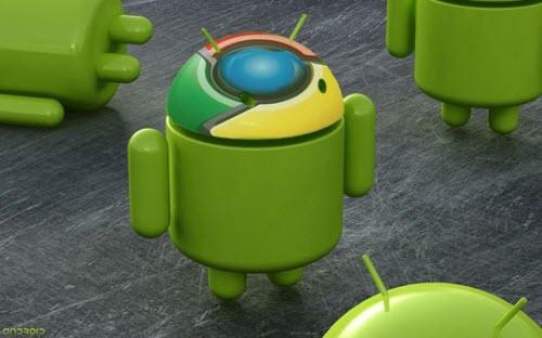 Google có thể hợp nhất nền tảng Chrome và Android - 1