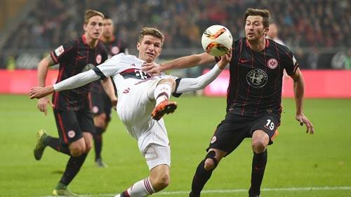 Frankfurt – Bayern: Làm được điều không tưởng - 1