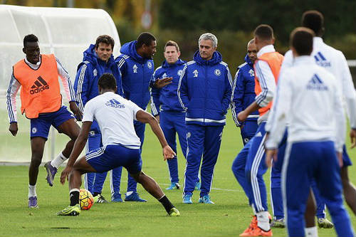 Đại chiến Chelsea - Liverpool: Klopp bình thản, Mourinho lo lắng - 5