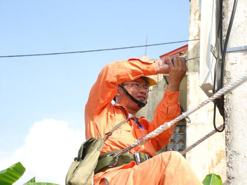 Chỉ số tiếp cận điện năng của Việt Nam tăng 22 bậc - 1