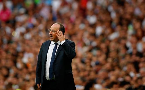 Real - Las Palmas: Khi Benitez thích chơi tấn công - 1