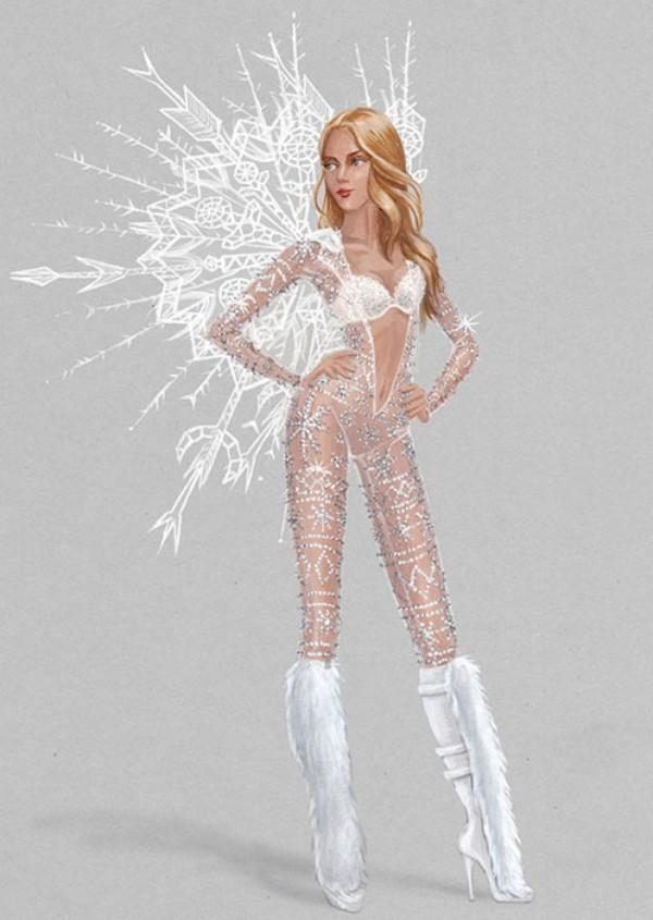 1446261444 1446219905 vs 2015 k Hé lộ hình ảnh bỏng mắt trước Victoria's Secret show