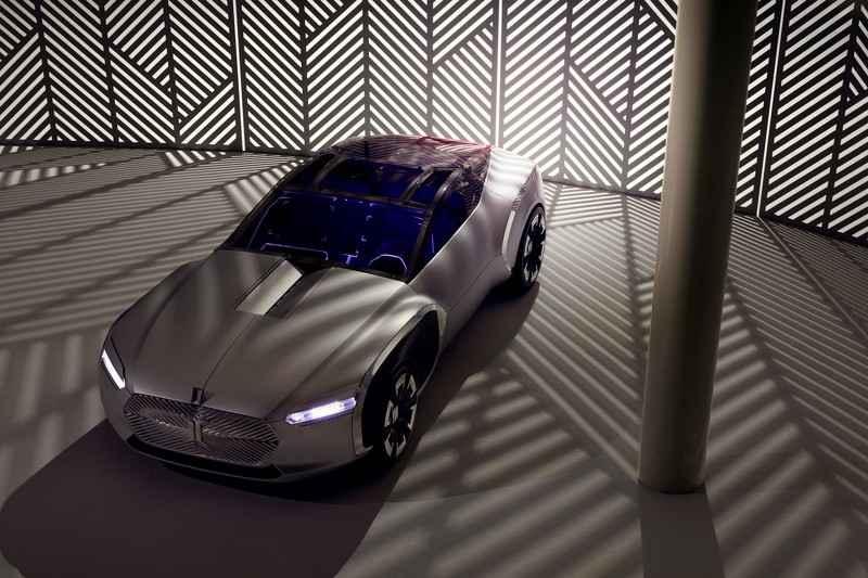 Lạ lẫm với phiên bản Renault Coupe Corbusier Concept - 2