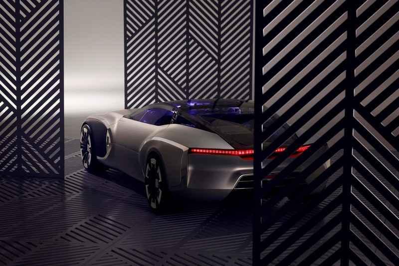 Lạ lẫm với phiên bản Renault Coupe Corbusier Concept - 3