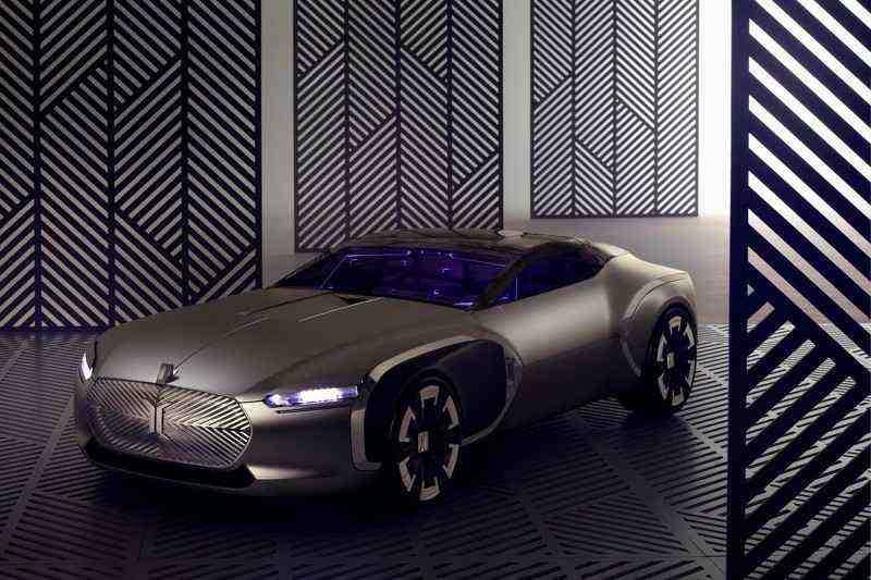 Lạ lẫm với phiên bản Renault Coupe Corbusier Concept - 4