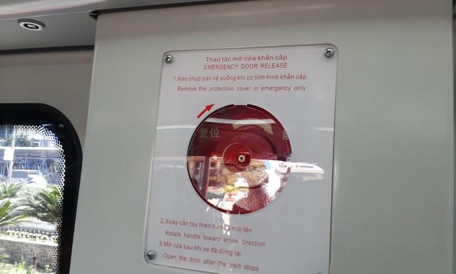Những ký hiệu cần biết trong tàu đường sắt trên cao - 1