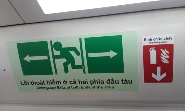 Những ký hiệu cần biết trong tàu đường sắt trên cao - 5