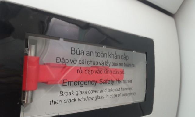 Những ký hiệu cần biết trong tàu đường sắt trên cao - 8