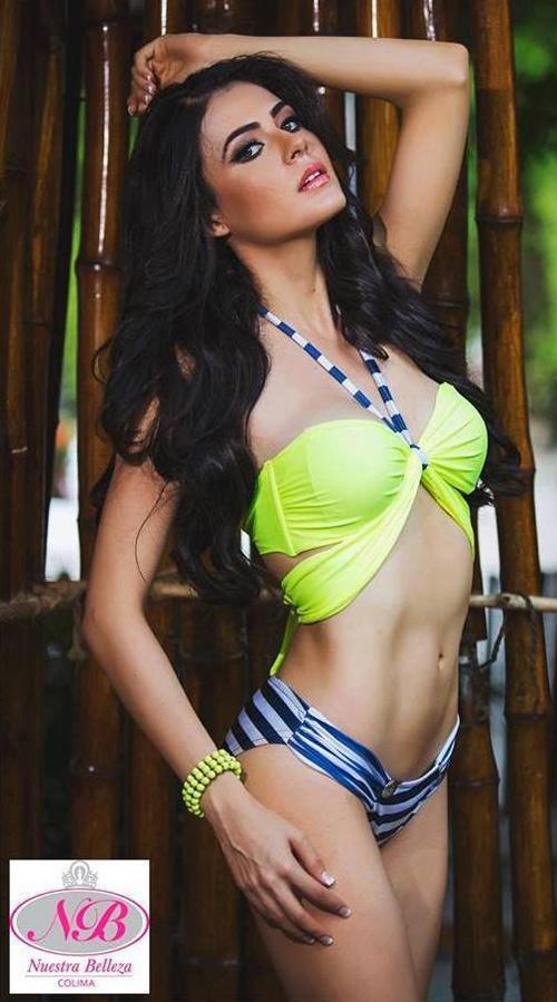 11 cô gái có khuôn ngực đẹp nhất Hoa hậu Quốc tế 2015 - 7