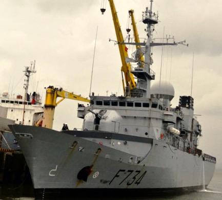 Tàu tên lửa hành trình Hải quân Pháp sắp đến Đà Nẵng - 1
