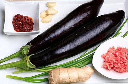 Cà tím xào thịt cay ngon cơm cho cả nhà - 1