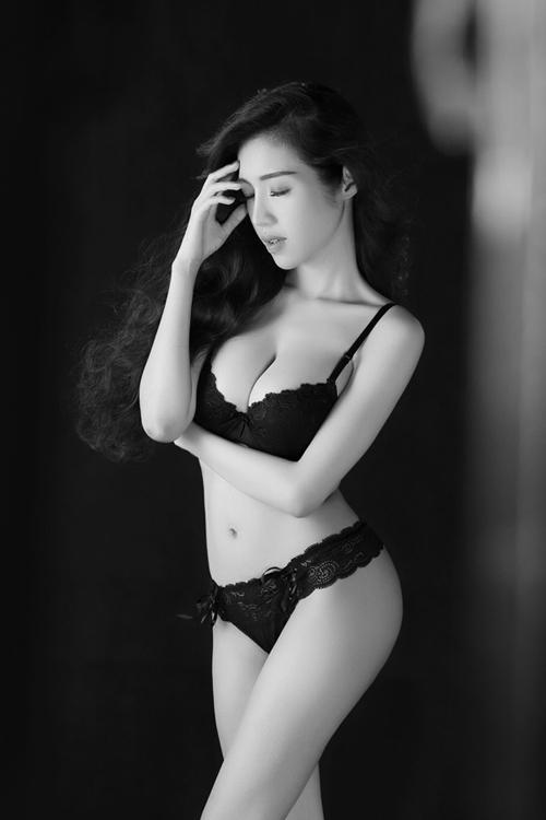 Báo Trung Quốc lại ca ngợi vẻ nóng bỏng của Elly Trần - 3