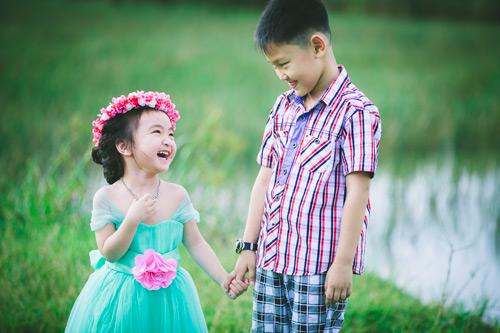 """Bé gái Lâm Đồng đẹp như thiên thần """"đốn tim"""" dân mạng - 15"""
