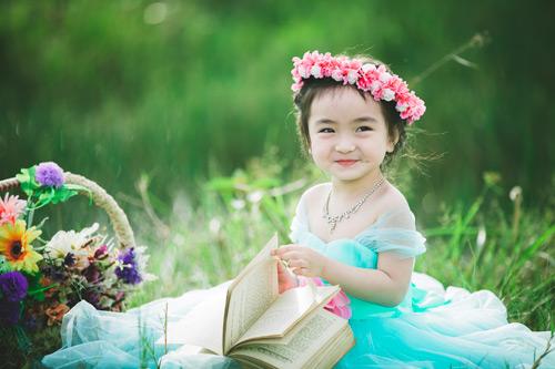 """Bé gái Lâm Đồng đẹp như thiên thần """"đốn tim"""" dân mạng - 9"""