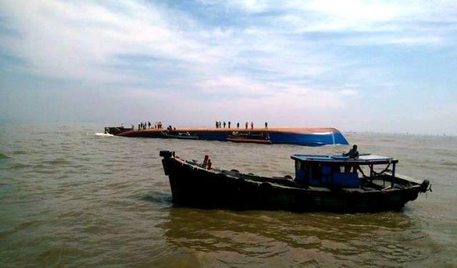 Tàu chìm ở Cần Giờ: Cuộc tìm kiếm gặp bế tắc - 4