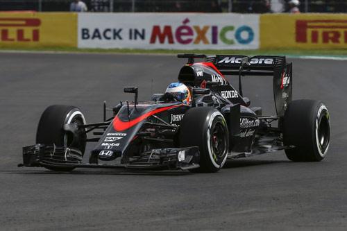 Chạy thử Mexican GP - Thách thức mang tên Red Bull - 2