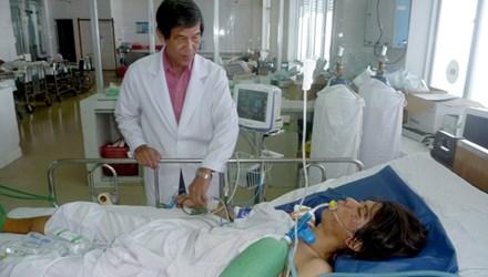 Cứu sống bệnh nhân bị đâm thủng tim - 1