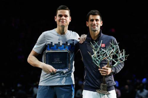 Phân nhánh Paris Masters: Thử thách Djokovic - 1