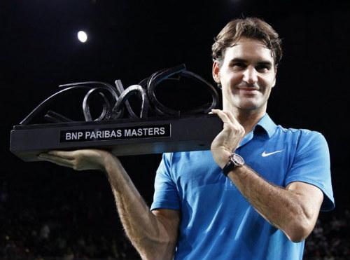 Phân nhánh Paris Masters: Thử thách Djokovic - 2