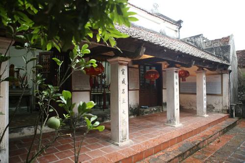 Tổng thư ký LHQ từng thăm nhà thờ họ Phan Huy ở Việt Nam? - 4