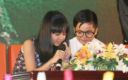 """Dàn sao nhí """"Hoa vàng, cỏ xanh"""" được chào đón ở Phú Yên - 10"""