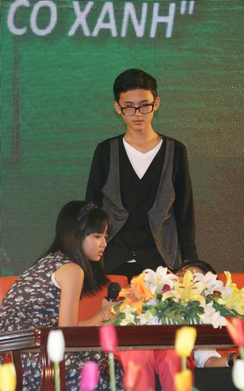 """Dàn sao nhí """"Hoa vàng, cỏ xanh"""" được chào đón ở Phú Yên - 11"""