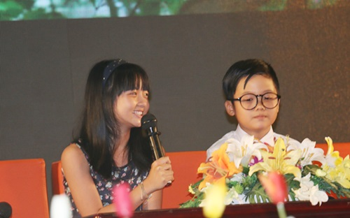 """Dàn sao nhí """"Hoa vàng, cỏ xanh"""" được chào đón ở Phú Yên - 8"""