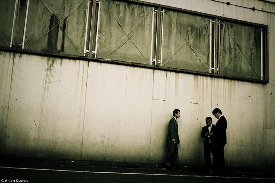 Ảnh: Bên trong thế giới tội phạm ngầm Nhật Bản - 11