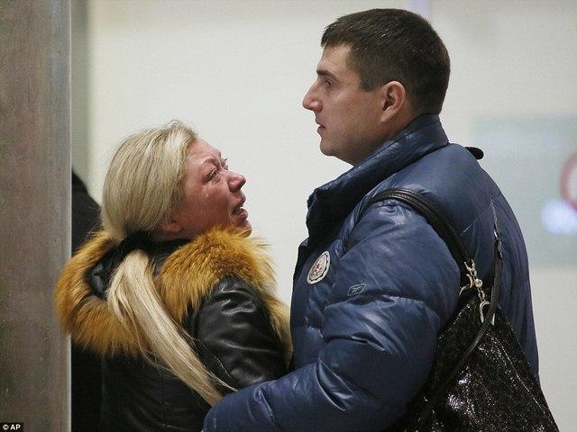 Máy bay Nga rơi: Toàn bộ 224 người thiệt mạng - 2