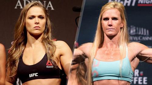 Tin thể thao HOT 31/10: Nữ hoàng UFC châm chọc đối thủ - 1