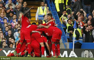 Chi tiết Chelsea - Liverpool: Tan nát trái tim (KT) - 12