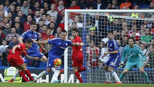 Chelsea - Liverpool: Cao trào cảm xúc - 1