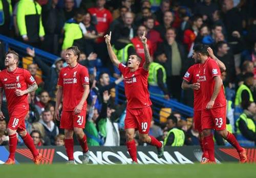 Coutinho rực sáng, đẩy Chelsea vào bể khổ - 7