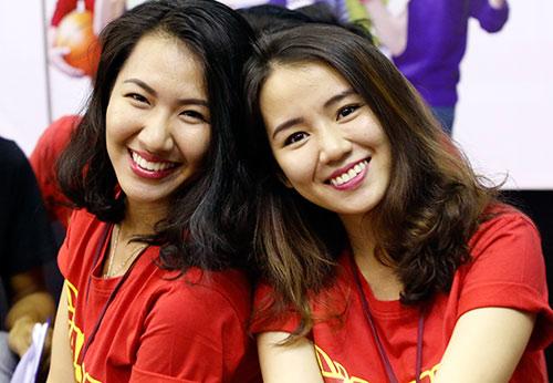 Hoa hậu, người đẹp say mê cổ vũ CLB bóng rổ số 1 VN - 5