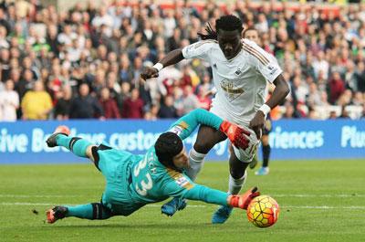 Chi tiết Swansea - Arsenal: Vỡ trận (KT) - 4