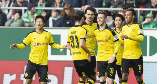 """Bremen - Dortmund: Những """"nhạc công"""" tội nghiệp - 1"""