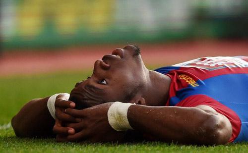 Crystal Palace - MU: Vận may không đến - 2