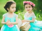 """Bạn trẻ - Cuộc sống - Bé gái Lâm Đồng đẹp như thiên thần """"đốn tim"""" dân mạng"""