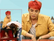 Ca nhạc - MTV - Sơn Tùng tái mặt vì bị Hari Won bắt sờ rắn