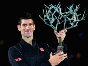 Thể thao - Phân nhánh Paris Masters: Thử thách Djokovic