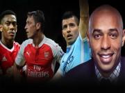 Bóng đá - Ozil, Aguero, Martial… lọt tốp 10 SAO hay nhất NHA