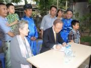 Tin tức trong ngày - Tổng thư ký LHQ từng thăm nhà thờ họ Phan Huy ở Việt Nam?