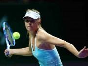 Sharapova - Kvitova: Nỗi ám ảnh (BK WTA Finals)