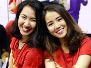 Thể thao - Hoa hậu, người đẹp say mê cổ vũ CLB bóng rổ số 1 VN