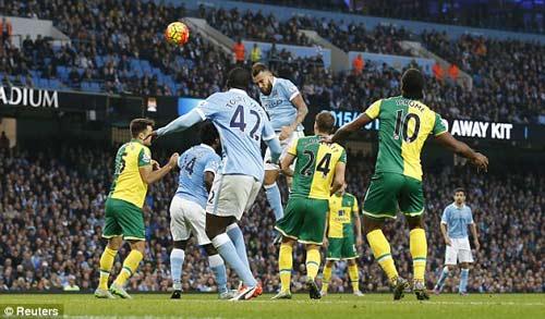 Man City – Norwich: Khó khăn bất ngờ - 1